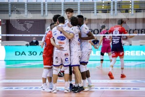 04/04/2021 Top Volley Cisterna vs Gas Sales Bluenergy Piacenza