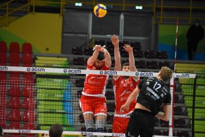 04/04/2021 NBV Verona vs Consar Ravenna