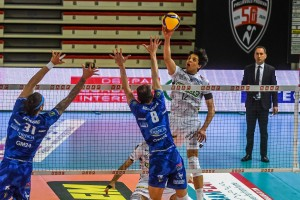 04/10/2020 Top Volley Cisterna vs Kioene Padova