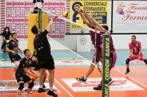11/04/2021 Delta Group Rico Carni Porto Viro vs Sol Lucernari Montecchio Maggiore