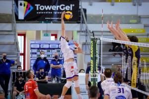 14/04/2021 Top Volley Cisterna vs Leo Shoes Modena