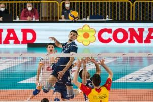 14/04/2021 Consar Ravenna vs Tonno Callipo Calabria Vibo Valentia