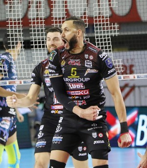 18/04/2021 Cucine Lube Civitanova vs Sir Safety Conad Perugia