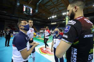18/04/2021 Lega Volley: Cucine Lube Civitanova vs Sir Safety Conad Perugia