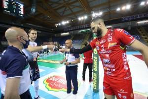 24/04/2021 Lega Volley: Cucine Lube Civitanova vs Sir Safety Conad Perugia