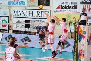 05/05/2021 Med Store Macerata vs Aurispa Libellula Lecce