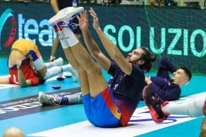10/10/2021 Vero Volley Monza vs Leo Shoes PerkinElmer Modena