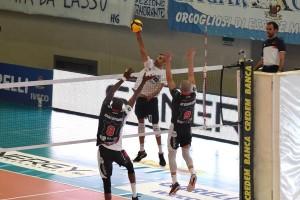 10/10/2021 Synergy Mondovì vs Kemas Lamipel Santa Croce