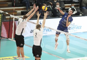 12/10/2021 Itas Trentino vs Verona Volley