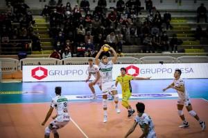 16/10/2021 Top Volley Cisterna vs Kioene Padova