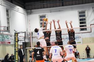 17/10/2021 DistLog Marcianise vs Sistemia Aci Castello
