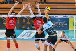 24/10/2021 Abba Pineto vs Sol Lucernari Montecchio Maggiore