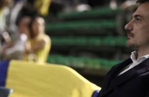 Coach Juan Manuel Cichello  (Siena)