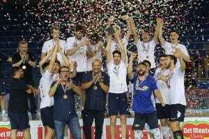 Finale Del Monte Junior League - Il trionfo sul podio della Materdominivolley.it Castellana Grotte