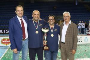 Finale Del Monte Junior League - Massimo RIghi, Vincenzo Fanizza, Michele Miccolis e Luciano Serenelli