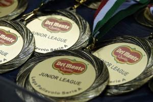 Medaglie Del Monte® Junior League
