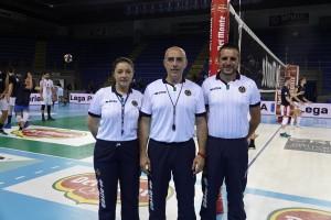 Gli arbitri della semifinale tra Trento e Civitanova