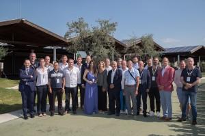 VLA Convention: foto di gruppo