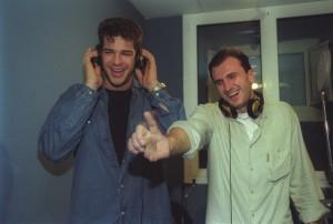Hristo Zlatanov e Claudio Bonati