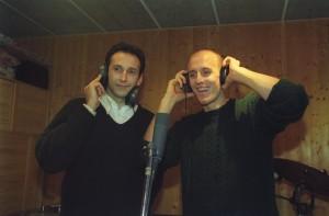 Andrea Sartoretti e Andrea Brogioni