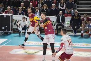 ricezione (Roma volley)
