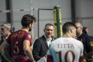 Coach Budani Mauro (Roma volley)