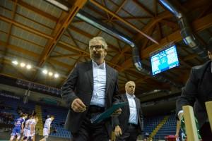 L'allenatore Gianni Rosichini - GoldenPlast Potenza Picena