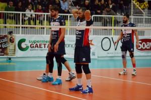 I centrali del Piacenza Riccardo Copelli e Andrea Canella