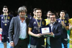 Garnica di Bergamo premiata per il 2° posto