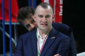 Massimo Botti, allenatore Gas Sales Piacenza