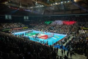 Panoramica Unipol Arena