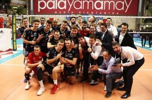 Esultanza Finale Milano