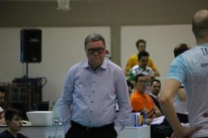 Coach Sturam (Prata)