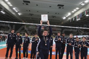 I vincitori della Boy League 2019 dell' Itas Trentino