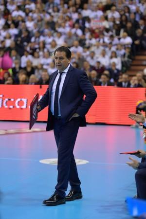 Fefé De Giorgi (allenatore Civitanova)