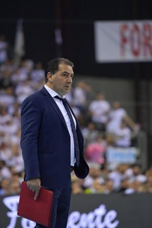 De Giorgi allenatore Lube