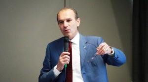Massimo Righi AD Lega Pallavolo Serie A