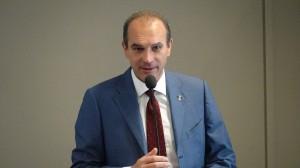 Massimo Righi, amministratore delegato di Lega Pallavolo Serie A