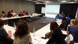 Massimo Righi, amministratore delegato di Lega Pallavolo Serie A, incontra le tifoserie di SuperLega Credem Banca