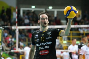 Franciskovic riceve palla