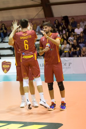 Starting Six Roma Volley Club