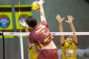 attacco Roma volley