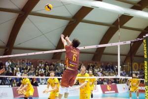 palleggio Roma Volley