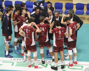 time out Unitrento Volley