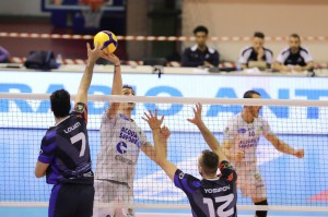 patry top volley latina louati monza