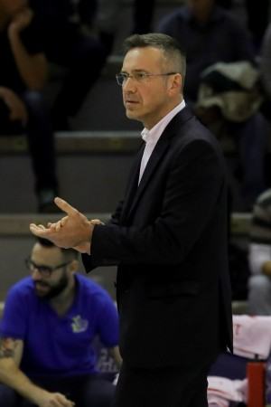 coach Lorenzo Tubertini top volley latina