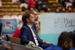 Il direttore sportivo Ninni De Nicolo