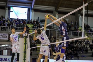 ATTACCO A MURO TER HORST THIJS CONSAR RAVENNA  DANIELE SOTTILE TOP VOLLEY LATINA