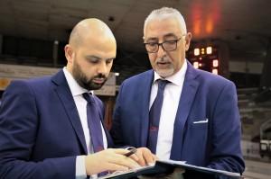Geosat: Falabella con Iannarella vice-allenatore