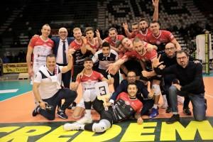 Geosat: tutta la squadra per la vittoria